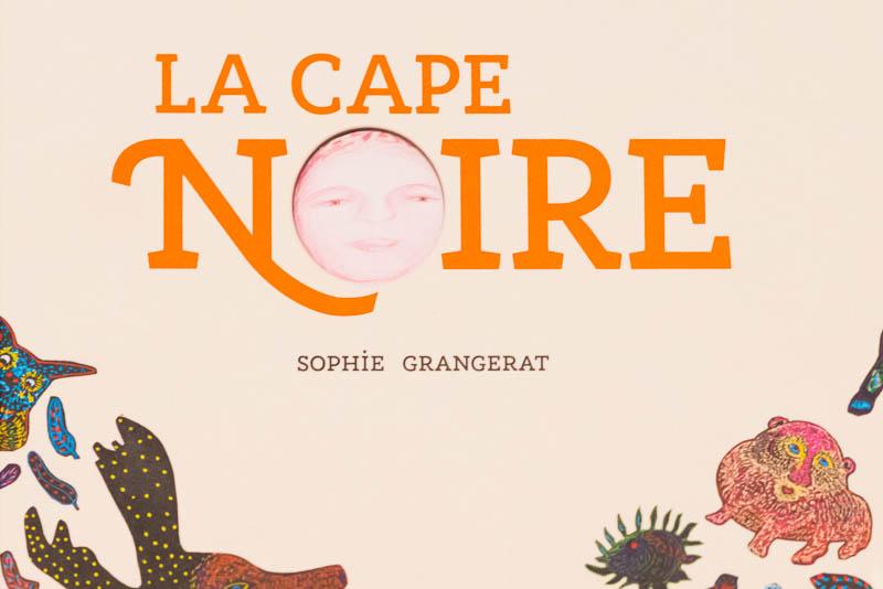"""Evènement à l'occasion de la parution du livre """"La Cape Noire"""" par Sophie Grangerat, publié aux éditions Samir"""